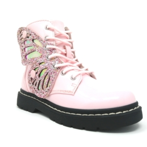 Lelli Kelly Girls Ankle Boots – Ali Di Fata (Pink)