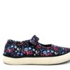 Startrite Girls Canvas Shoes - BLOSSOM (Navy)