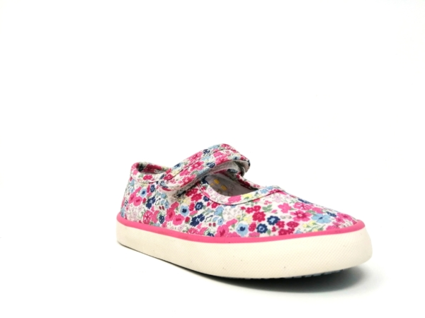 Startrite Girls Canvas Shoes - BLOSSOM (Pink)