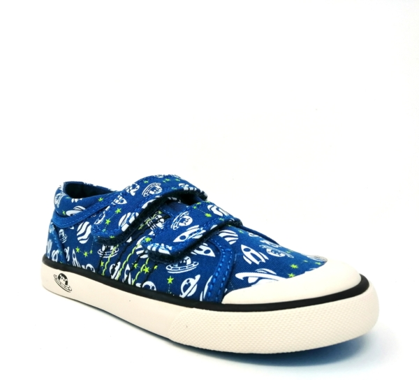 Startrite Boys Canvas Shoes - COSMIC