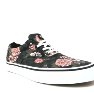 VANS Unisex Canvas Shoes - DOHENY (Flowers)