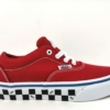 VANS Unisex Canvas Shoes - DOHENY (Red)
