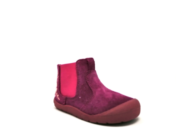 Startrite Girls Ankle Boots – First Chelsea Suede