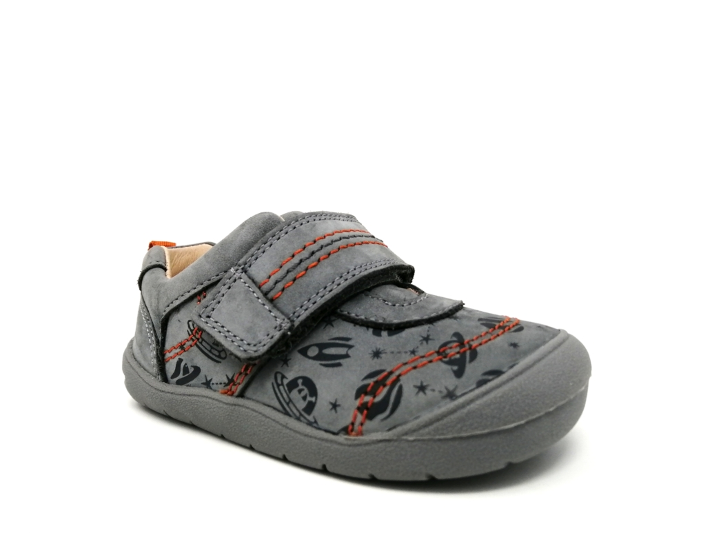 Startrite Boys Casual Shoes – Footprint (Grey)
