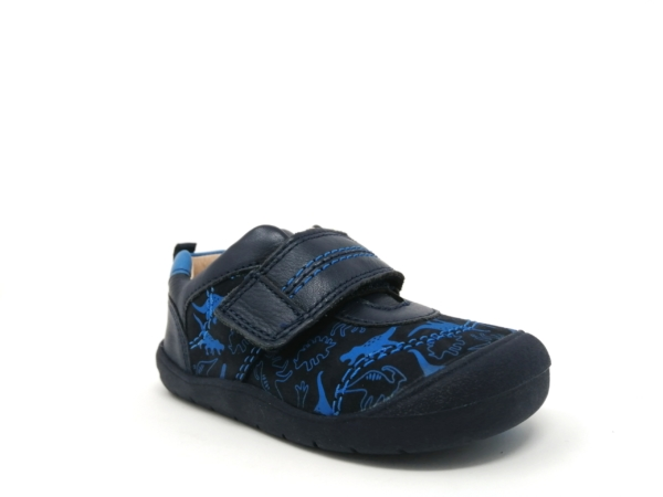 Startrite Boys Casual Shoes – Footprint (Navy)