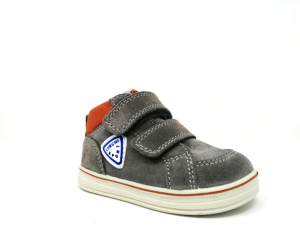Lurchi Boys Ankle Boots – Jacko (Grey)