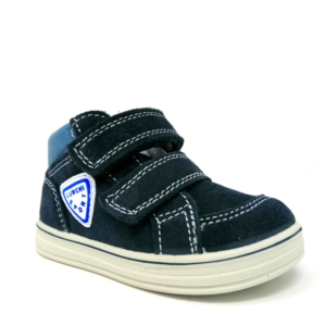 Lurchi Boys Ankle Boots – Jacko (Navy)