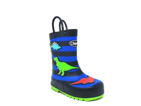 Chipmunks Unisex Wellies - JURASSIC