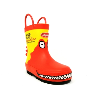 Chipmunks Unisex Wellies - MARVIN