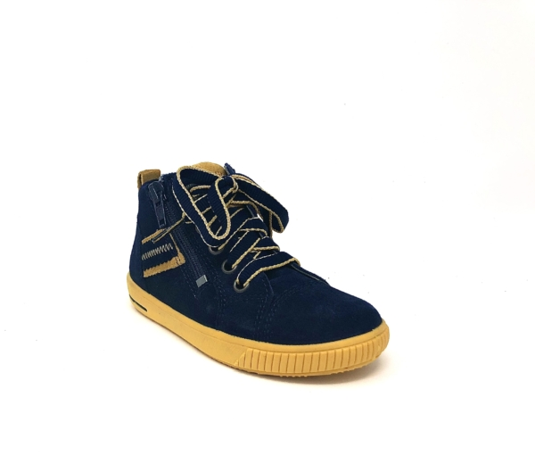 Superfit Boys Ankle Boots – MOPPY (Blue)