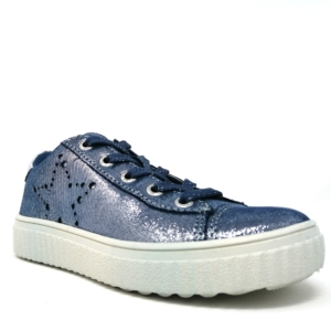 Lurchi Girls Trainers - Nelia (Blue)