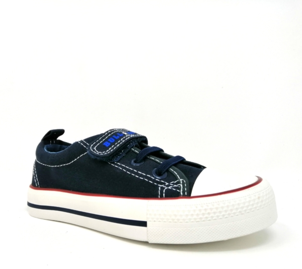 Bull Boys Canvas Shoes - NICHOLAS SCARPA