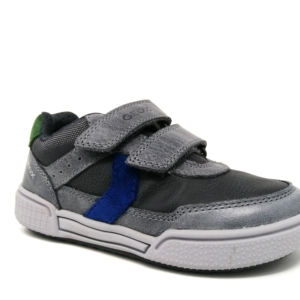 Geox Boys Trainers - Poseido (Grey)