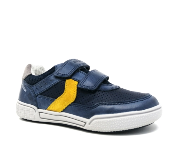 Geox Boys Trainers - Poseido (Navy)
