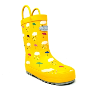 Chipmunks Unisex Wellies - RAIN