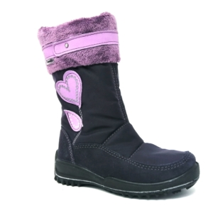 Ricosta Girls Boots – RANKI (Blackberry)