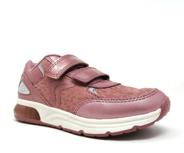Geox Girls Trainers – Spaceclub