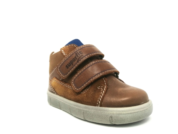 Superfit Boys Ankle Boots – ULLI (Brown)