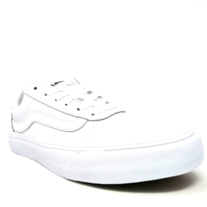VANS Unisex Leather Shoes - WARD DELUXE (Tumble)