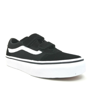VANS Unisex Canvas Shoes - WARD V (Black)