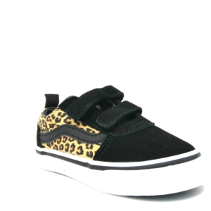 VANS Unisex Canvas Shoes - WARD V (Cheetah)