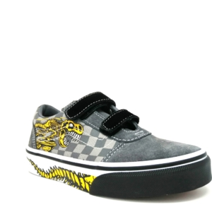 VANS Unisex Canvas Shoes - WARD V (Dino Bonez)