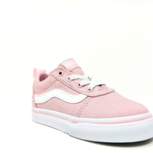 VANS Unisex Canvas Shoes - WARD SLIP-ON (Pink)