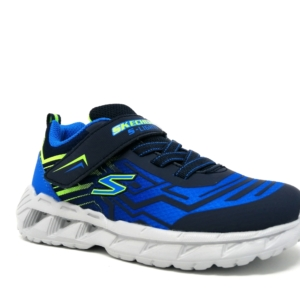 Skechers Boys Trainers - Bozler (Blue)