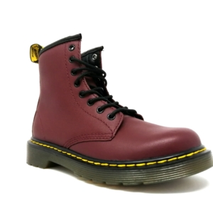 Dr Marten's Boots - Softy (Cherry Red)