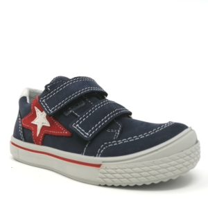 Ricosta Boys Casual Shoes – Luca (Nautic)