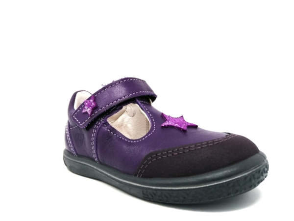 Ricosta Girls Casual Shoes – Mandy (Lavendel)