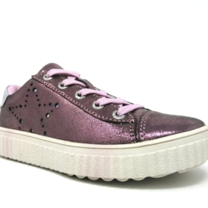 Lurchi Girls Trainers - Nelia (Rose)