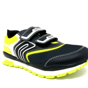 Geox Boys Trainers - Pavel (Black)
