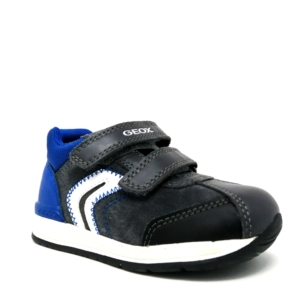 Geox Boys Trainers - Rishon (Grey)