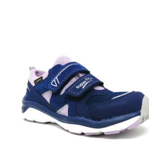 Superfit Girls Trainers - Sport5 (Blue/Lilac)