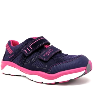 Superfit Girls Trainers - Sport5 (Raisin)