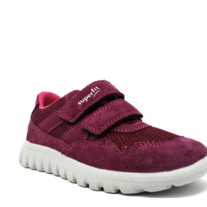 Superfit Girls Trainers - Sport7 (Rot/Rosa)