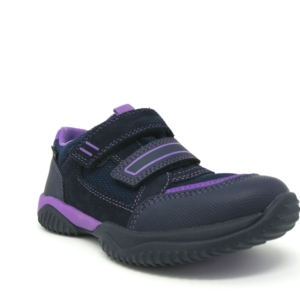 Superfit Girls Trainers - Storm (Blau/Lila)
