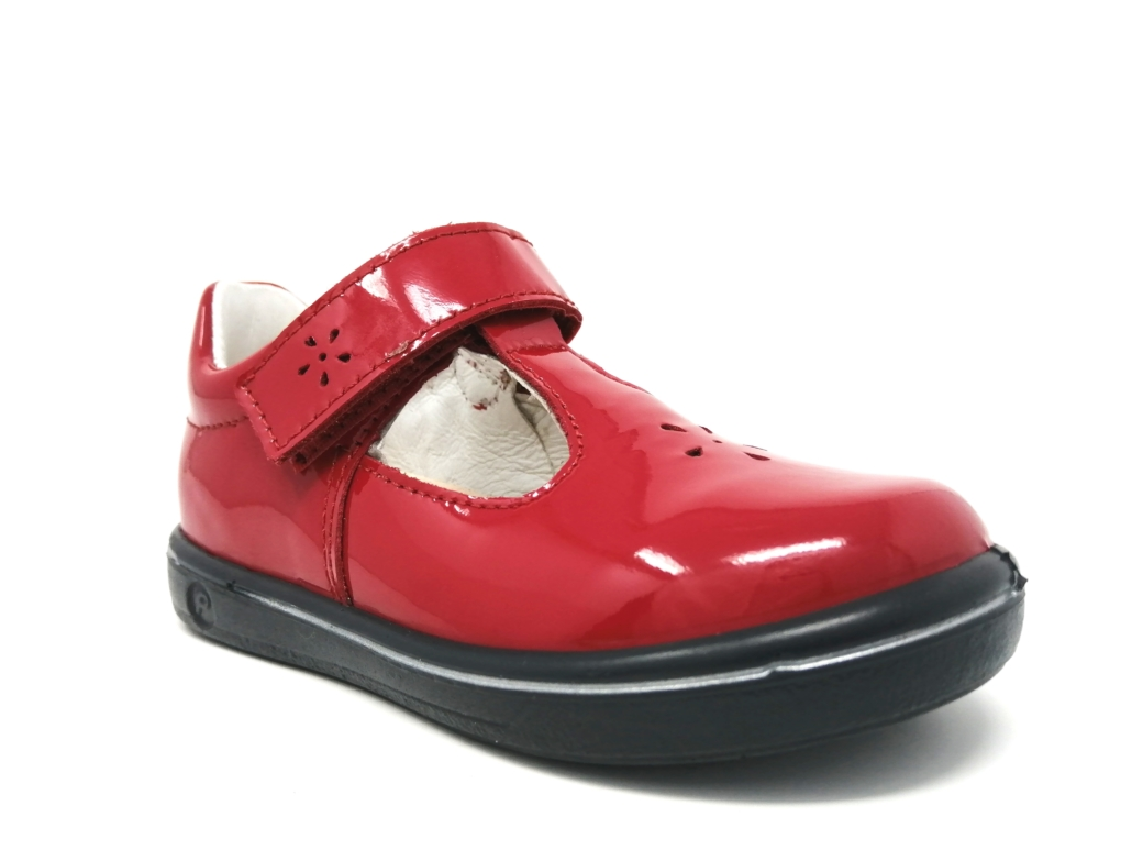 Ricosta Girls Casual Shoes – Winona (Rot)