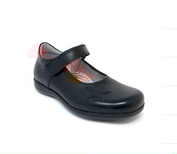 Petasil Girls School Shoes - Belinda