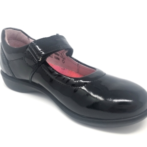 Ricosta Girls School Shoes - Beth (Patent)