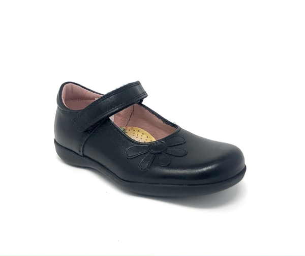 Petasil Girls School Shoes - Bonnie