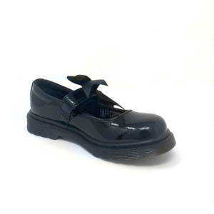 Dr Marten's Girls School Shoes - Maccy II (Patent)