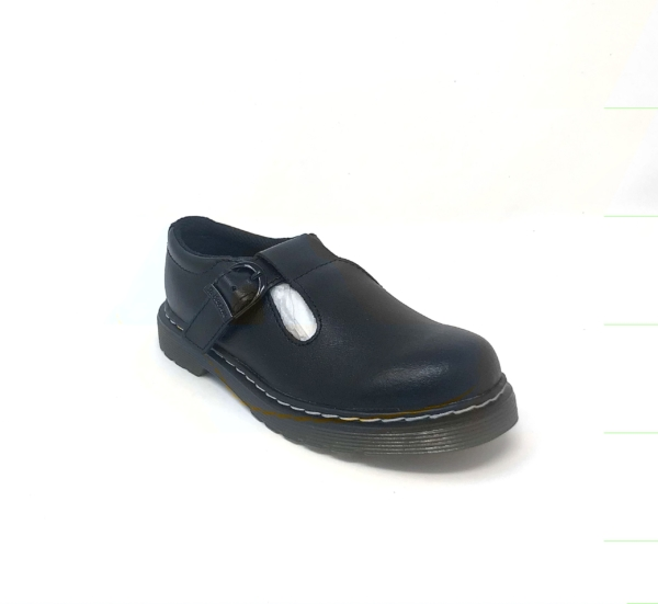 Dr Marten's Girls School Shoes - Polley J
