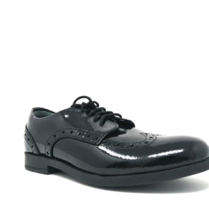 Startrite Girls School Shoes - Brogue Pri (Patent)