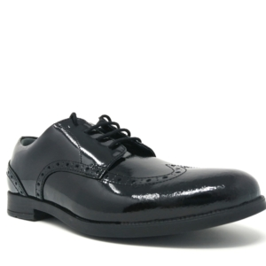 Startrite Girls School Shoes - Brogue Snr (Patent)