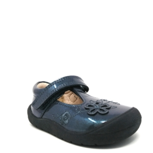 Startrite Girls Casual Shoes - First Mia (Gunmetal)