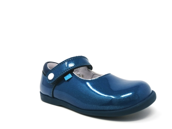 Startrite Girls Casual Shoes - Slide (Blue)