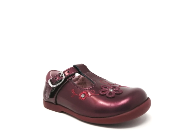 Startrite Girls Casual Shoes - Sunflower (Berry)
