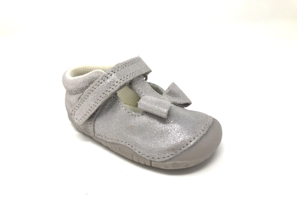 startrite girls prewalker Wiggle (white)